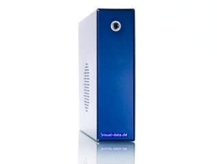 ThinClient 090 - BLAU - Intel D201GLYN