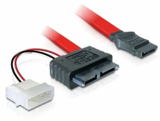 Adapter SATA+MOLEX-SATA AllInOne