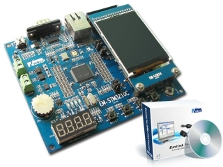 STM32F107 Start kit