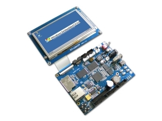 ATMEL EB-SAM9G45 LCD evaluation board