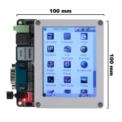 mini-2440, Samsung S3C2240 ARM9 Board + 3.5&quot; TFT 