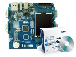 NXP LPC1768 ARM Cortex-M3 Evaluation Kit