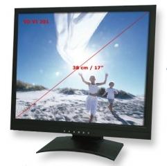 "43,18 cm (17"") Monitor BNC"