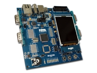 NXP LPC1768 ARM Cortex-M3 Evaluation Board