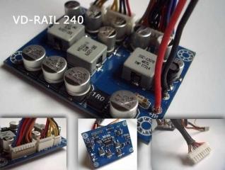 VD RAIL Serie - 24V DCDC Netzteil