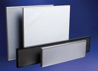 Soundshower 2 White 60X20 cm