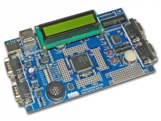 NXP LPC2368 ARM7 Evaluation Board